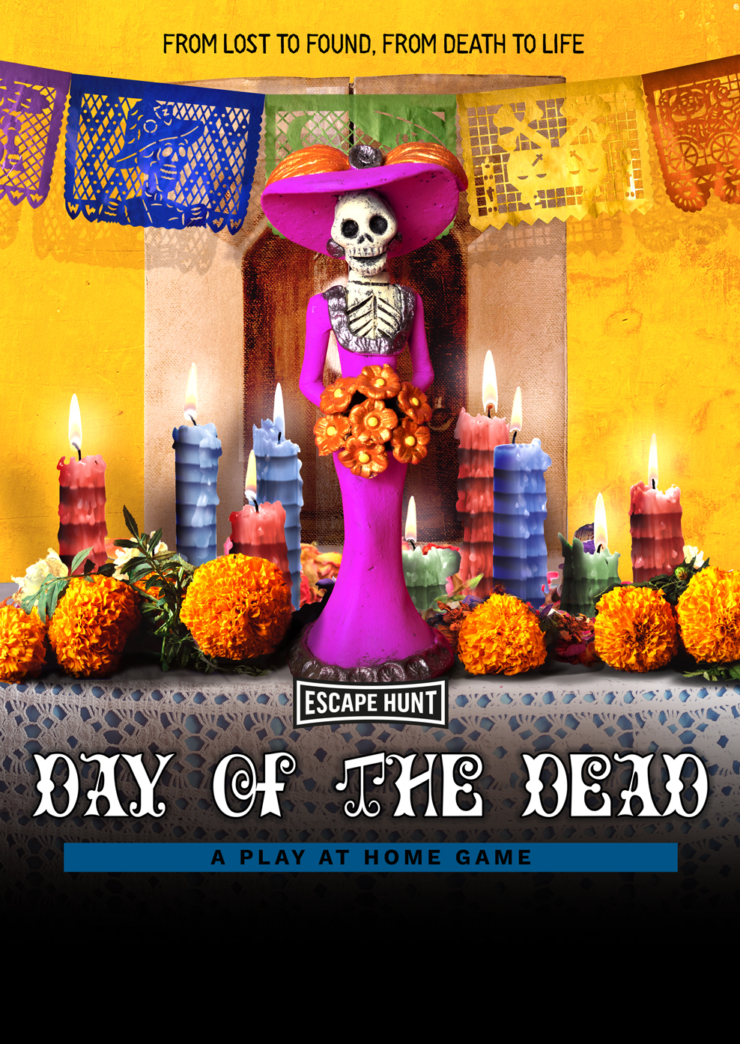 Day of the Dead Escape Game