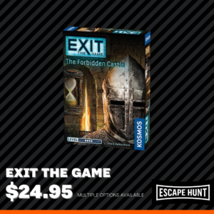 Exit the game board game escape hunt adelaide