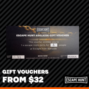 Escape Hunt Gift Vouchers
