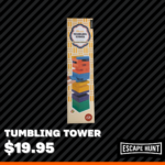 Tumbling Tower Christmas Gift