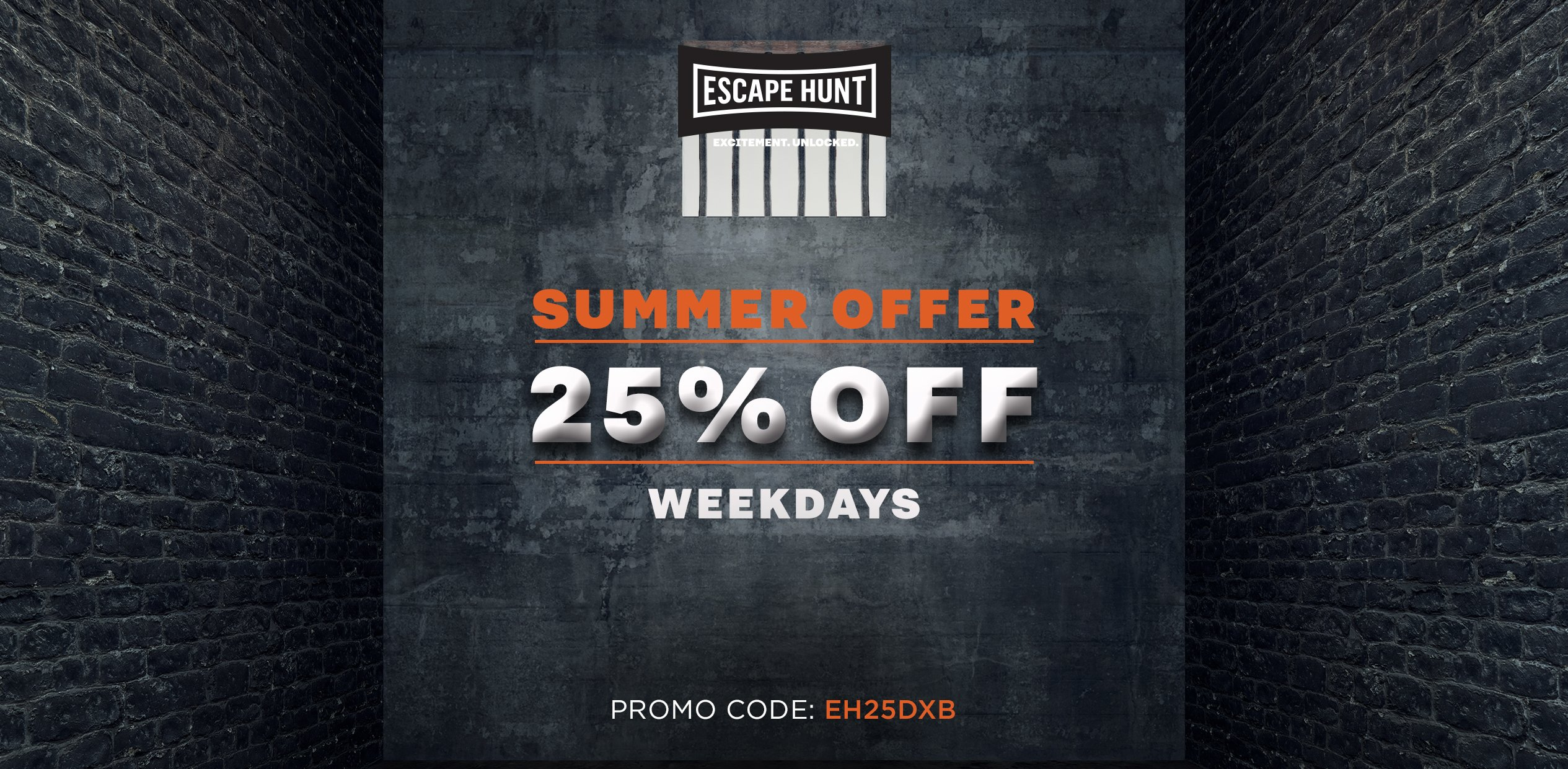25% off this summer!