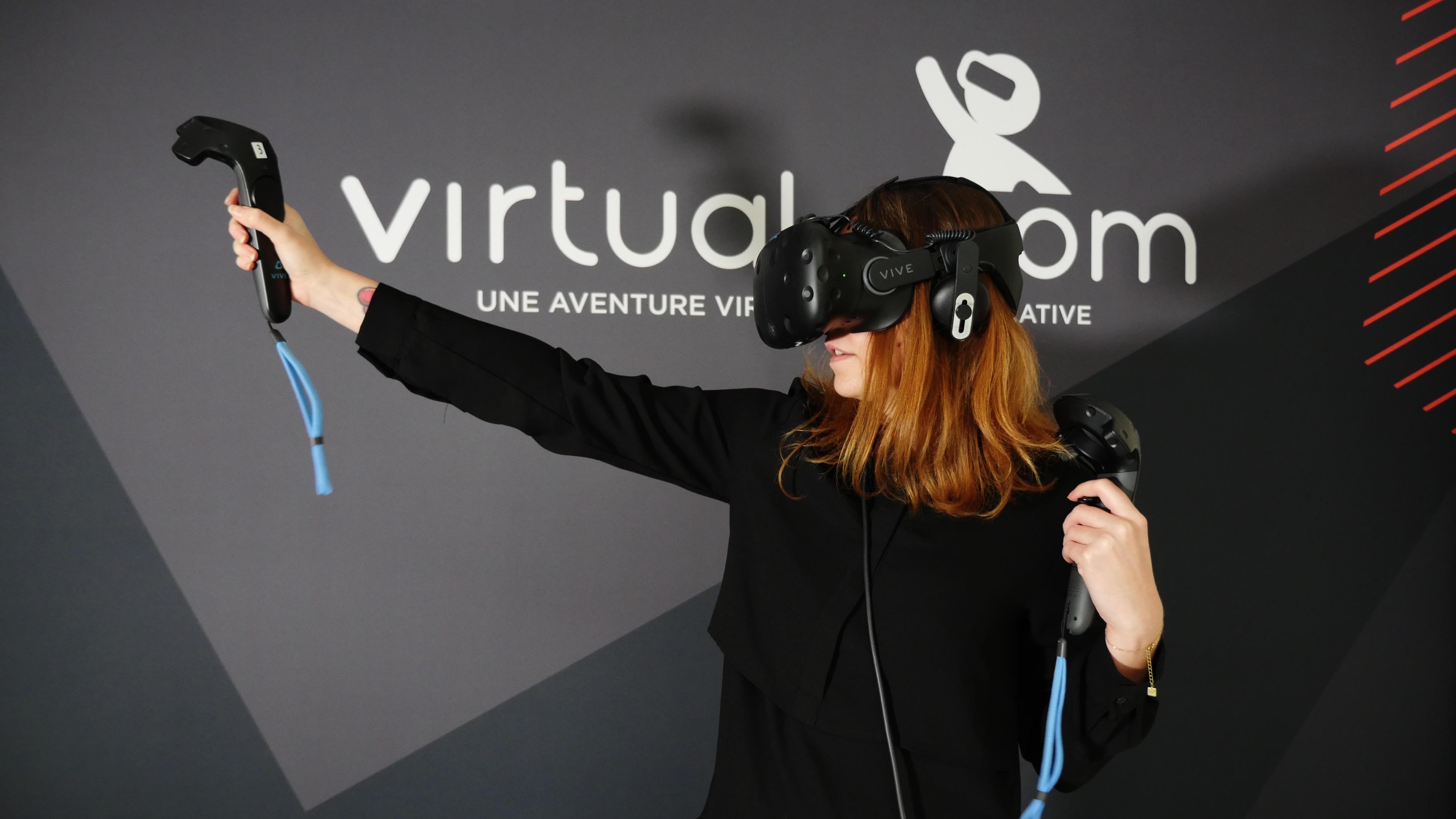activités originales bordeaux (Virtual Room Bordeaux)