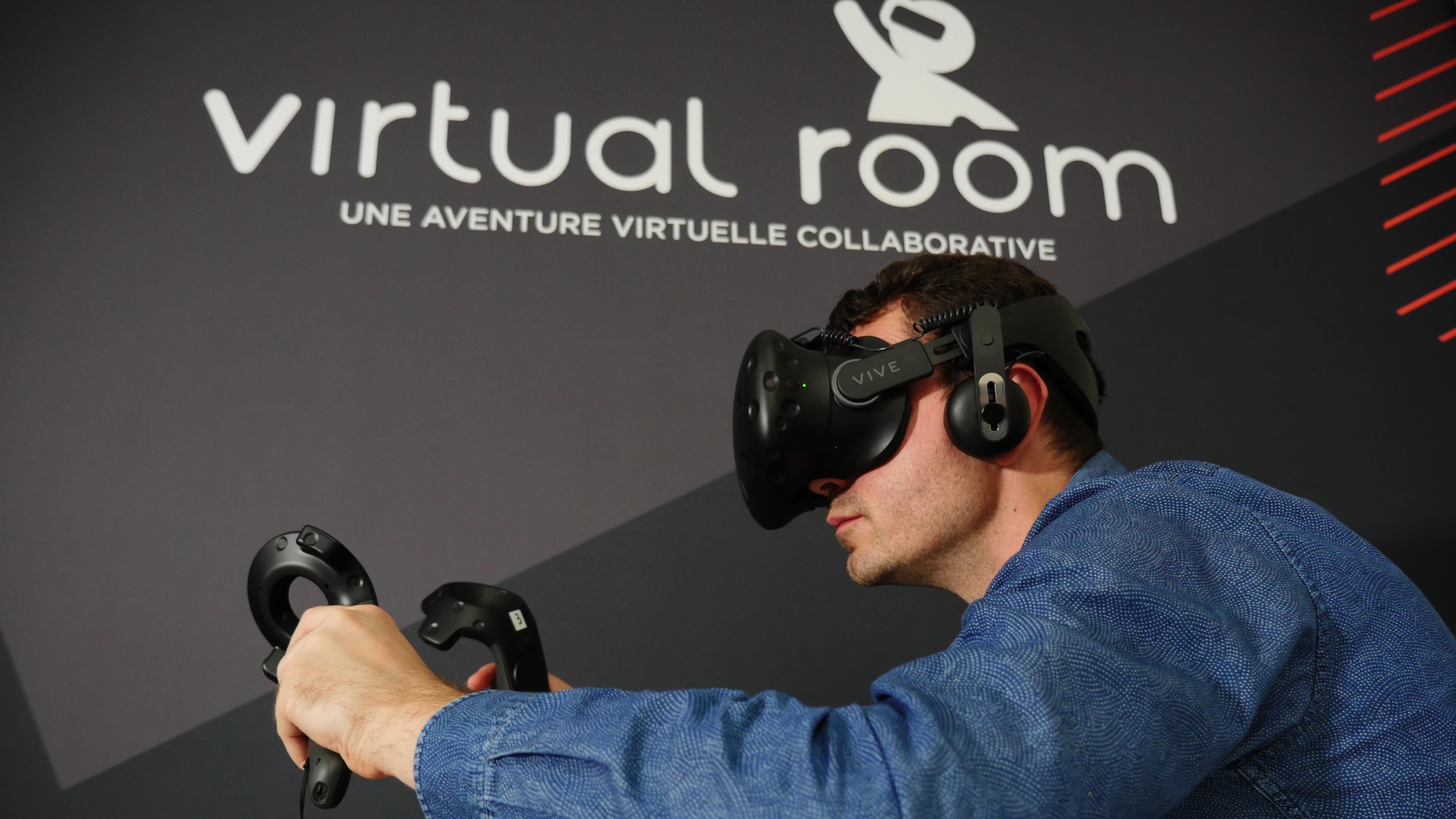 joueur virtual room bordeaux