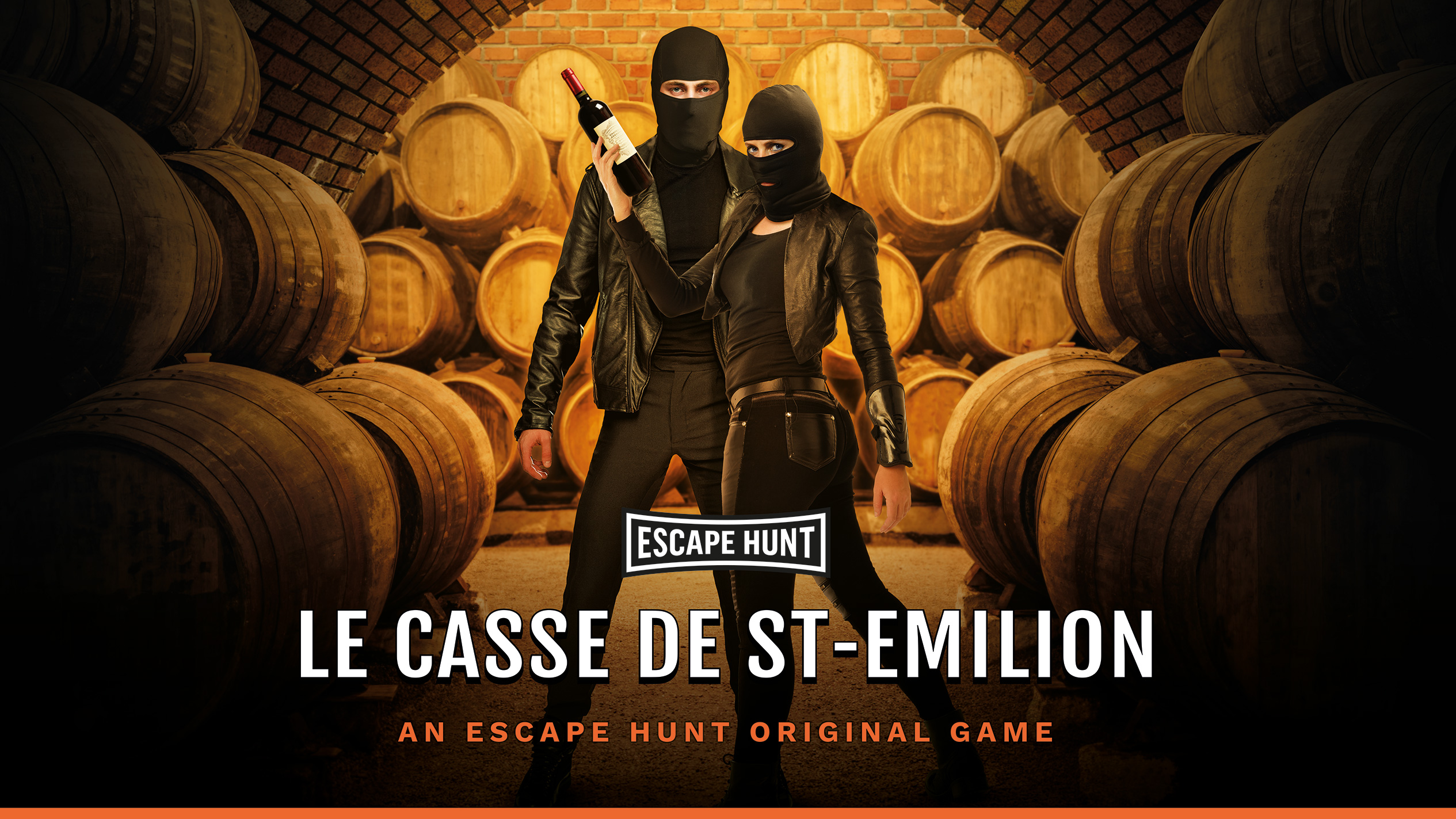 escape game jouable à 2 joueurs à Bordeaux