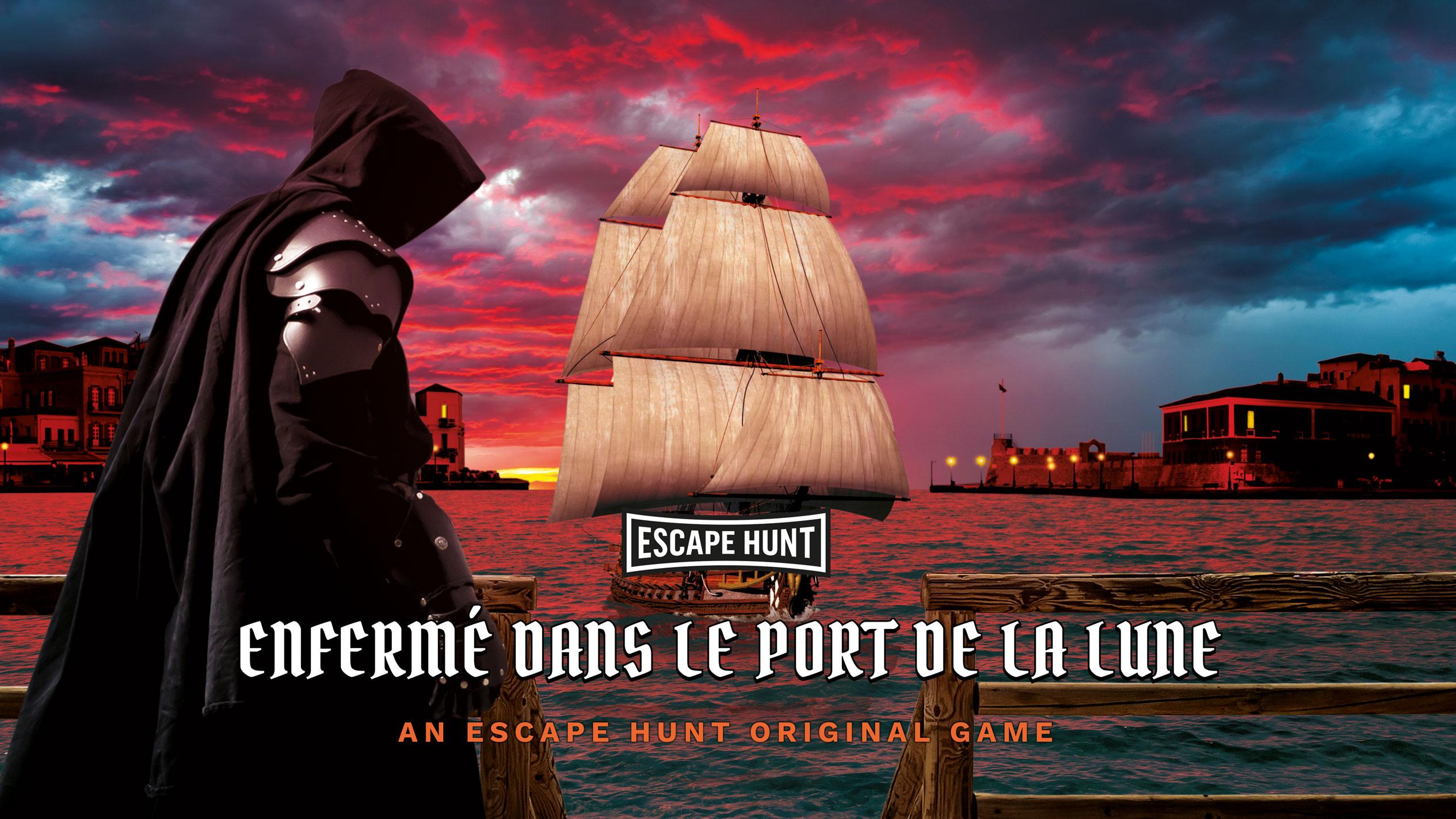 Salle escape game pour enfants à Bordeaux