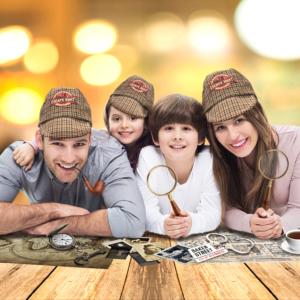 Escape game famille