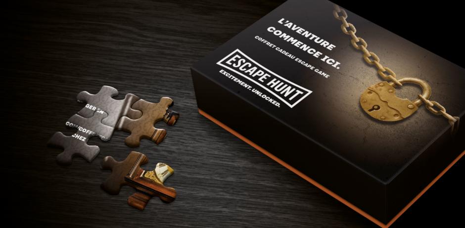 Escape Game Metz - Gift Voucher Chèques cadeaux Coffret cadeau