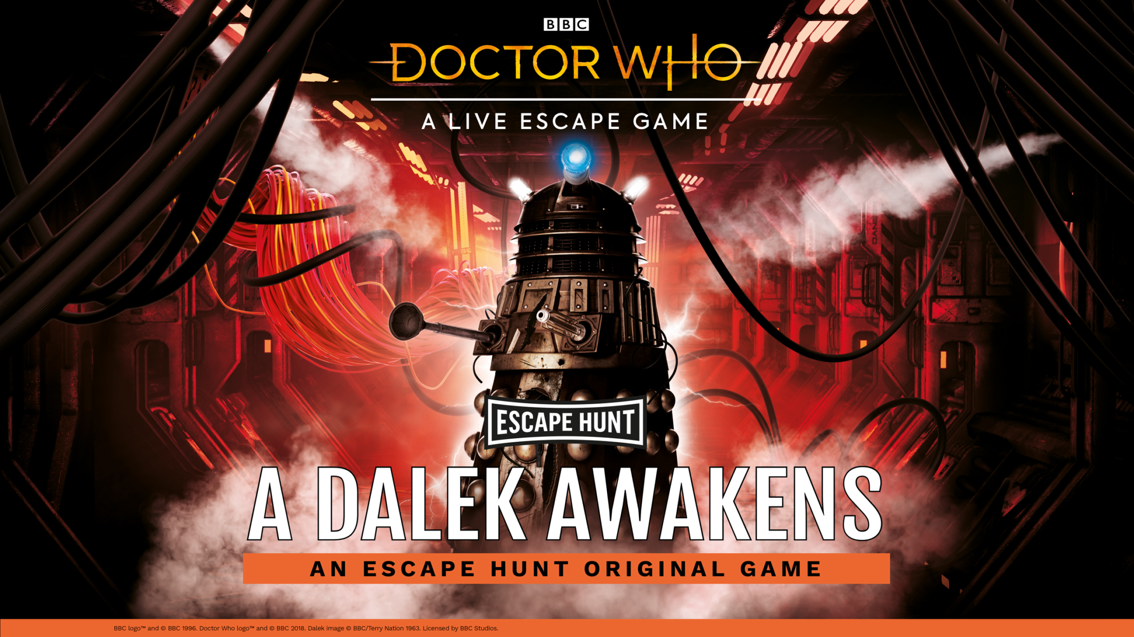 Doctor Who: A Dalek Awakens